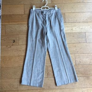 Vintage YSL Trousers 1970s